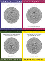 The Art of Vedic Alchemy Volumes 1-4